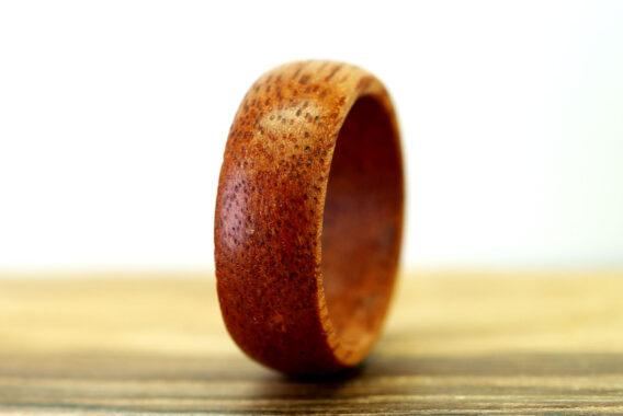 кольцо из дерева каслин деревянное кольцо wooden ring handmade