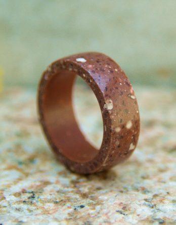 кольцо из кориана