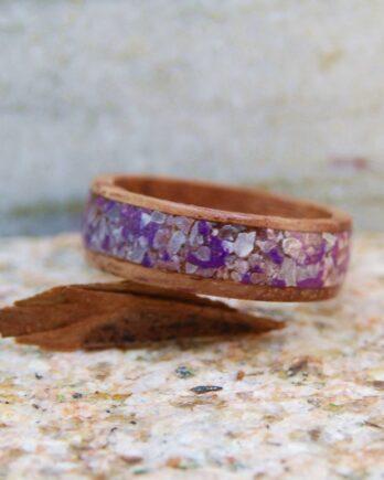 кольцо саломе дерево