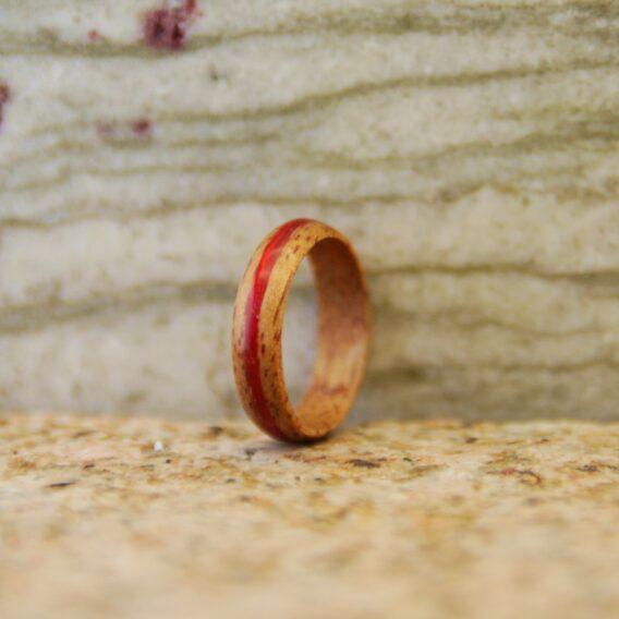 кольцо дерево