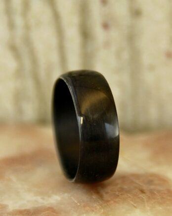 кольцо из карбона, карбоновое кольцо, carbon ring