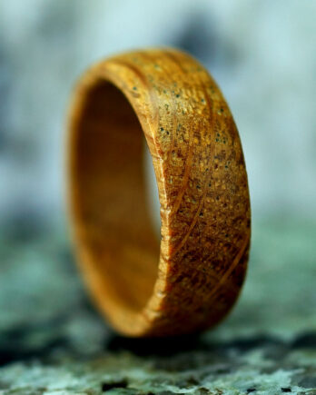 Кольцо из дерева дуб wooden ring oak